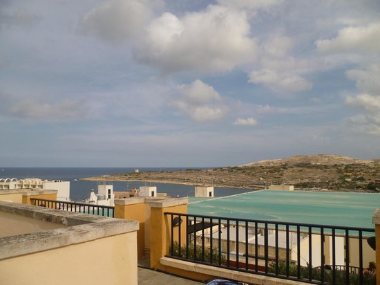 Soreda Hotel: The best view from roof terrace