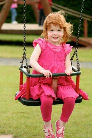 Active Kid Adventure Park: Swing