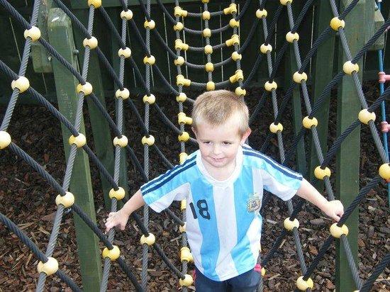Active Kid Adventure Park: In the Adventure Fort
