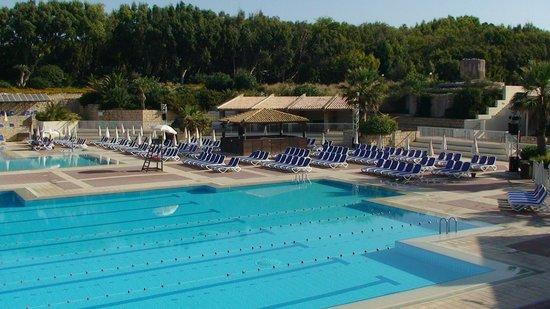 Club Med Kamarina : Pool-Fortsetzung
