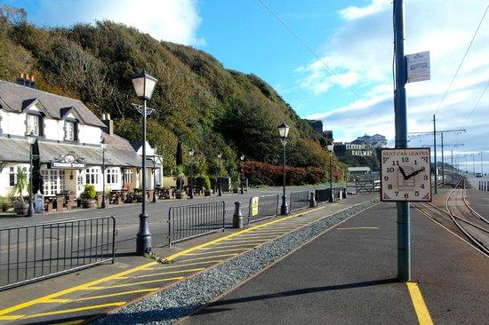 Manx Electric Railway: 店車起站:Derby Castle