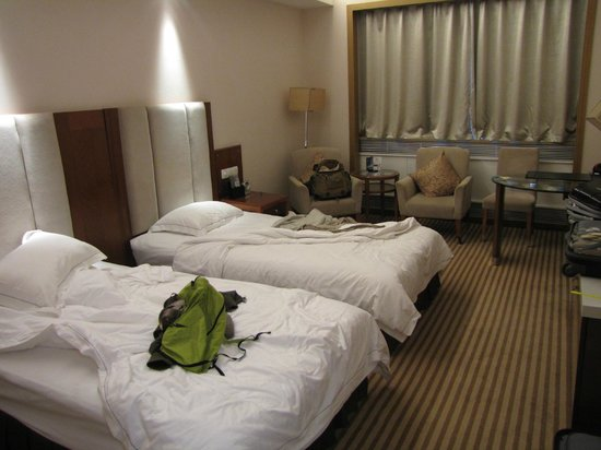 Holiday Plaza Hotel: Bedroom