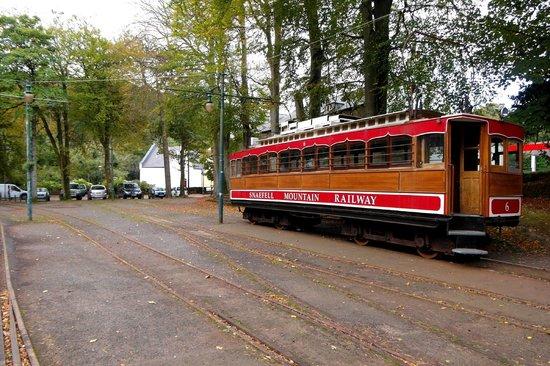 Manx Electric Railway: 登山鐵道Snaefell Railway