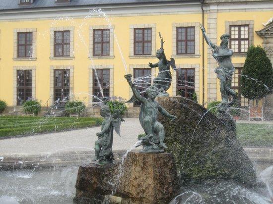 Herrenhäuser Gärten: .....