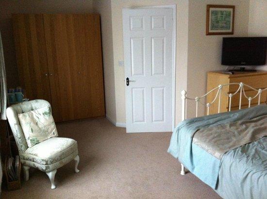 21 Park Lane: Bedroom