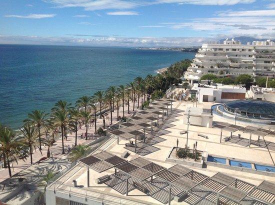 Hapimag Residenz Marbella: Blick aus Wohnung 712