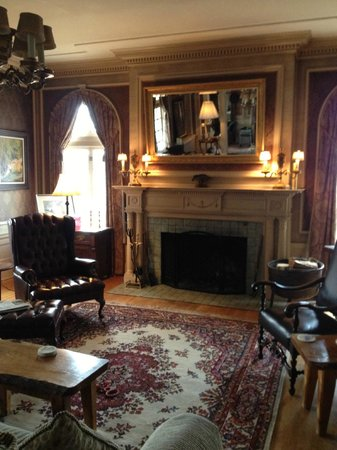 Pendleton House Historic Inn: beauty in every room