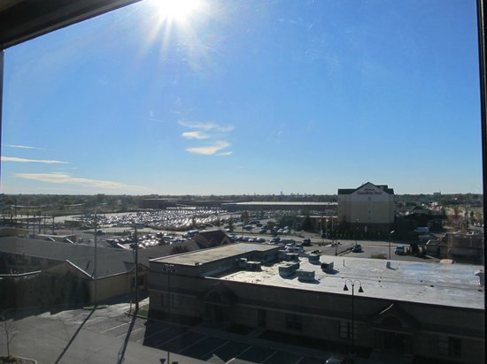 Courtyard Buffalo Airport: Proximity to Airport