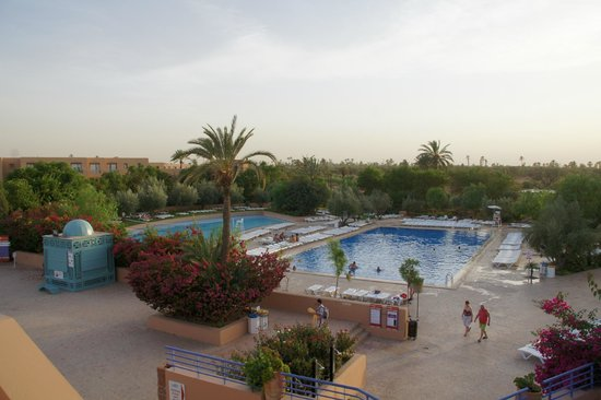 Piscine photo de club marmara madina marrakech for Piscine gravenchon