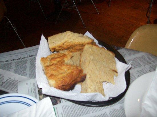 Spruce Head Pizza : Rustico Bread