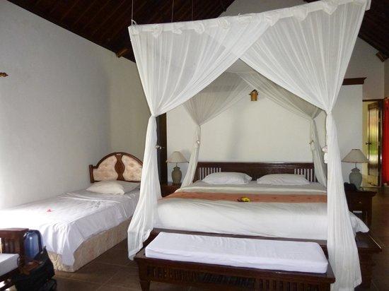 """Villa Taman di Blayu : Chambre """"de luxe"""""""