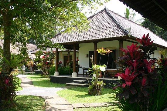 """Villa Taman di Blayu : Villa """"de luxe"""""""