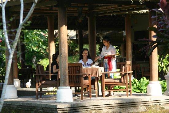 Villa Taman di Blayu : Restaurant