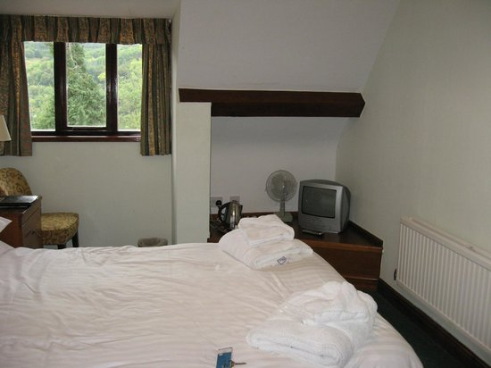 Bryn Howel Hotel: our room 15