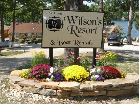 Wilson's Resort: Welcome to our resort!