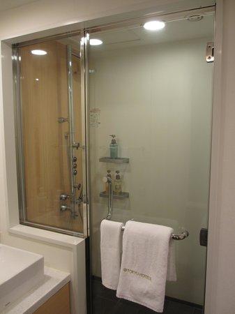Hakata Tokyu REI Hotel: Shower Room