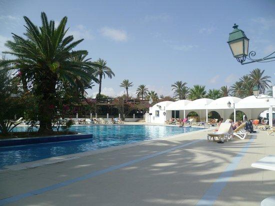 Sangho Club Zarzis : piscine
