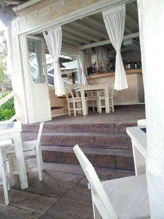 Villa Las Estrellas: Restaurantbereich