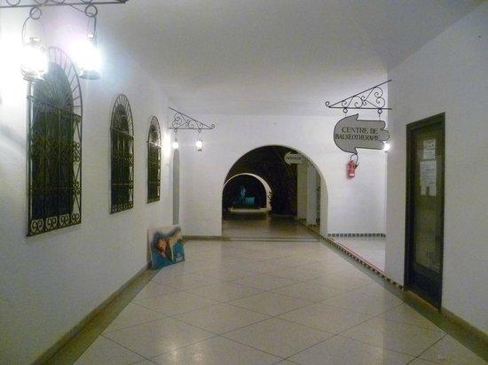 Sangho Club Zarzis : passage commerce