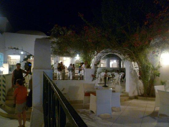 Sangho Club Zarzis : terrasse