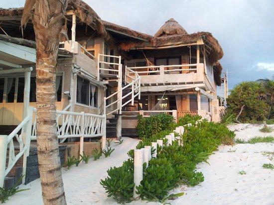 Villa Las Estrellas: Zi.Nr.2 mit Direktzugang zum Strand