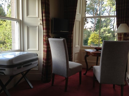 Loch Ness Country House Hotel at Dunain Park : Room in the main house