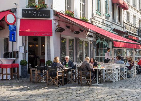 Fernande de Bruxelles : Le Grain de Sable