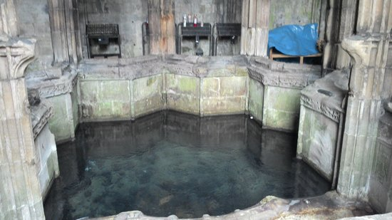 St. Winefride's Well: well