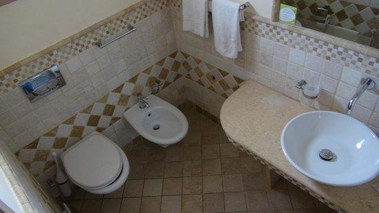Club Marmara Janna e Sole : salle d'eau