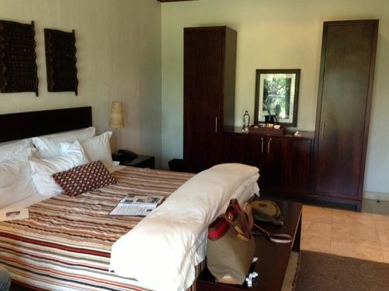 Kapama River Lodge: Quarto