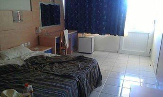 Eurovillage Achilleas Hotel: room 407 i think :/