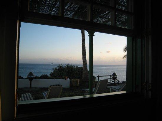 Hotel Casa del Embajador: View from room