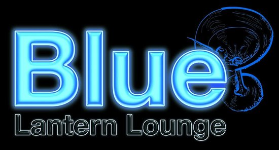 Blue Lantern Lounge: The Blue 4 U!