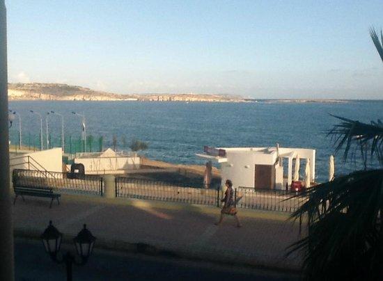 Seaview Hotel: Balcolny view