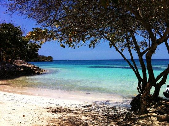 Tours in Rosario islands: Paisajes idílicos
