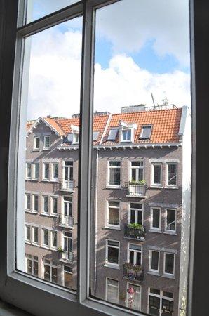 Stayokay Hostel Amsterdam Zeeburg: 部屋からの眺め