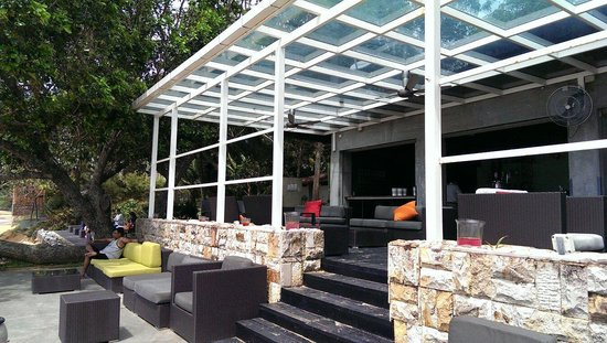 Chic Place cumulus beach bar. pretty chic place to chill - picture of