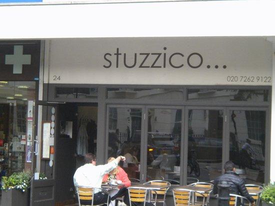 stuzzico italian restaurant