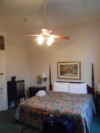 Historic Streetcar Inn: Unser Zimmer