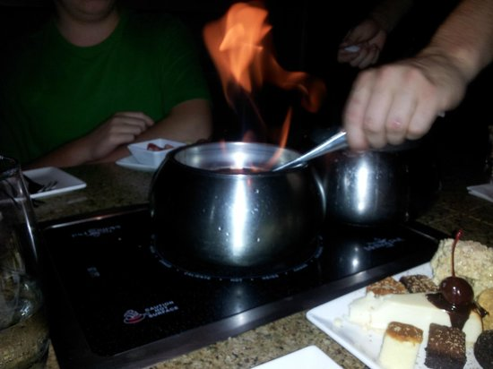 The Melting Pot: Dessert