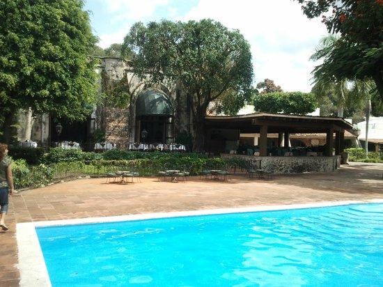 Hotel Hacienda Cocoyoc: Arboles espectaculares