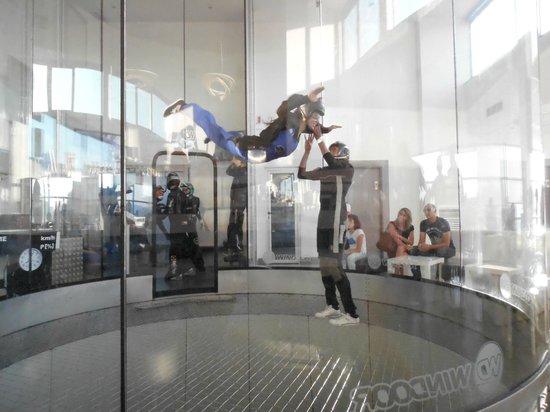 Windoor Real Fly: Túnel del viento-1