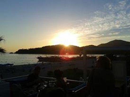 Mavruka Hotel : Sunset from Buzz Bar