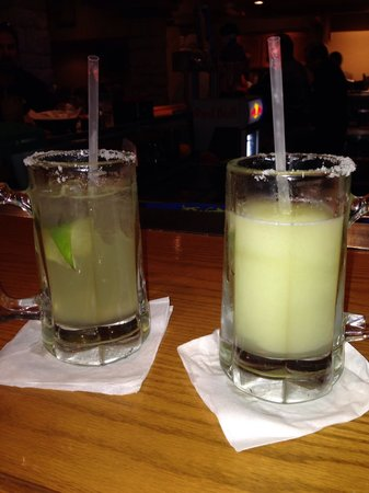 Esparza's Restaurante Mexicano: Awesome margarita's