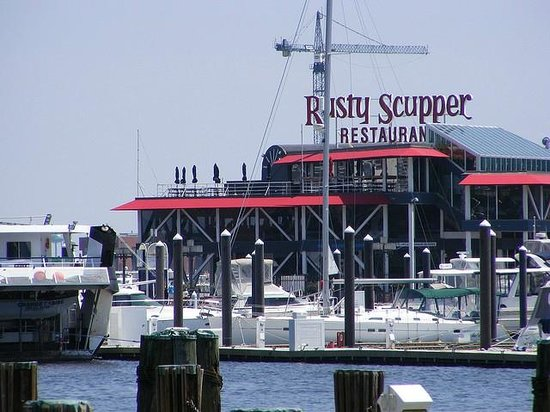 Rusty Scupper