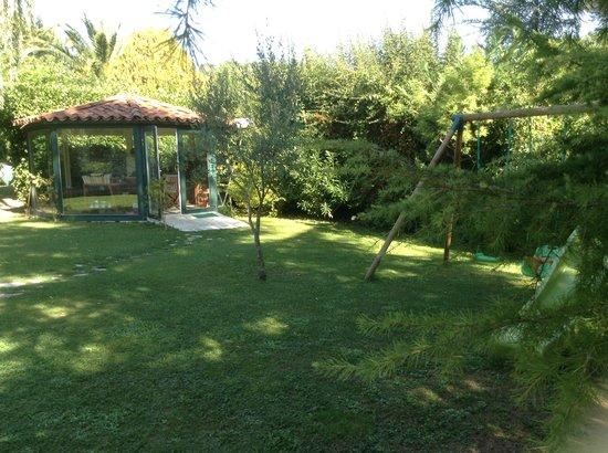 Le Clos Saint Paul: le jardin