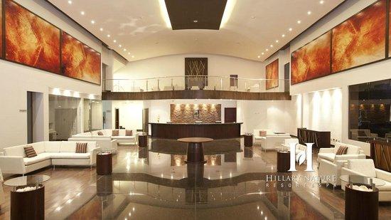 Hillary Nature Resort & Spa: Lobby
