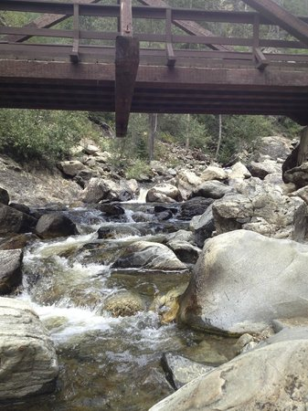October 11 2013 picture of fish creek falls steamboat for Fish creek falls