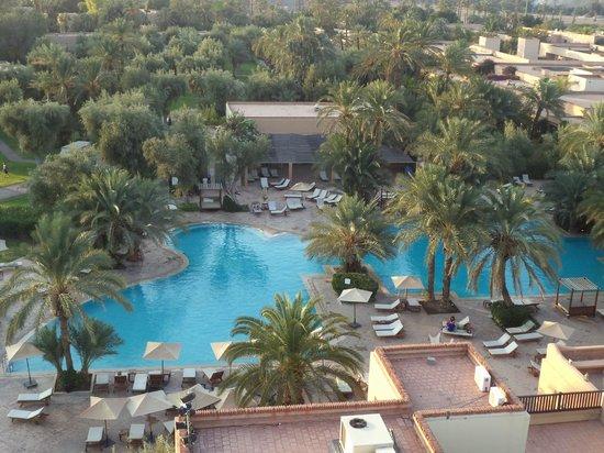 Club Med Marrakech La Palmeraie: Vue de la piscine principale