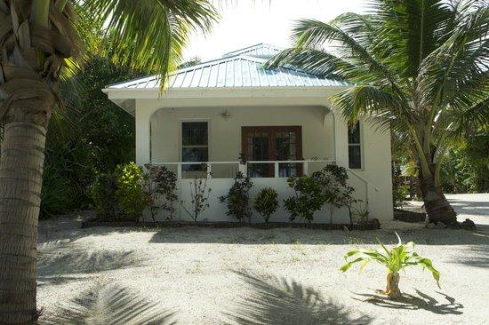 Cocotal Inn & Cabanas: Beach Cabana